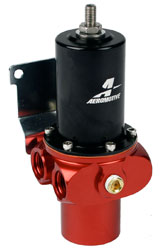 Click for a larger picture of Aeromotive Pro Stock Regulator, 4 to 8 psi, 4x -6 ORB