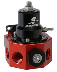 Click for a larger picture of Aeromotive Regulator, Bypass Alcohol Carb., Belt Pump