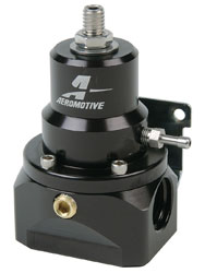 Click for a larger picture of Aeromotive A2000 Bypass Regulator, 2 - 20 psi, 1x -10 ORB