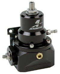 Click for a larger picture of Regulator, Dual Adjustable Alcohol Log, Carb., By-Pass