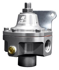 Click for a larger picture of Aeromotive Fuel Pressure Regulator, 1.5 to 5 psi, -6 ORB