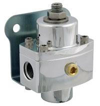 Click for a larger picture of Adjustable Regulator, Carburetion, 3/8 NPT, 2 Port, Platinum