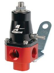 Click for a larger picture of Aeromotive Universal EFI/Carb Regulator, 3-60 psi, 3/8 NPT