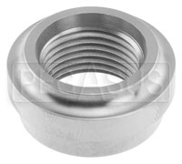 Click for a larger picture of Female Stainless Steel AN Weld Bung (O-ring Port)