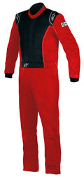 Click for a larger picture of Alpinestars Knoxville 2-Layer Racing Suit, SFI 3.2A/5