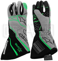 Click for a larger picture of Alpinestars 2017 Tech 1-Z Glove, SFI 3.3, FIA 8856-2000