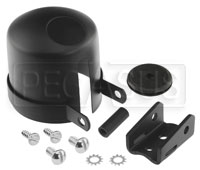 "Click for a larger picture of Auto Meter 2-5/8"" Mounting Cup for Mechanical Gauges, Black"