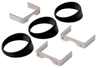"Click for a larger picture of Autometer 2-5/8"" Angle Rings, Pkg of 3"