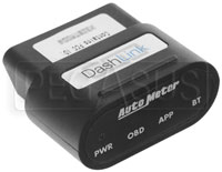 Click for a larger picture of OBD-II DashLink Plug and Play for Apple iOS Devices