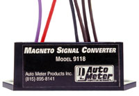 Click for a larger picture of Auto Meter Magneto Signal Converter