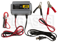 Click for a larger picture of Auto Meter Battery Extender, 12 Volt, 1.5 Amp