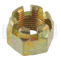 Click for a larger picture of AN310 Castellated Nut