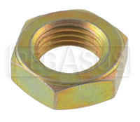 Click for a larger picture of AN316 Thin Jam Nut (Non-Locking Check Nut)