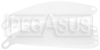 Click for a larger picture of Arai Tear-Off Shields for GP-6 Helmet