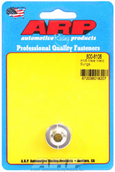 Click for a larger picture of ARP Aluminum Male AN Weld Fitting, 6AN