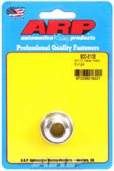 Click for a larger picture of ARP Aluminum Male AN Weld Fitting, 10AN