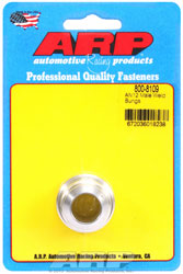 Click for a larger picture of ARP Aluminum Male AN Weld Fitting, 12AN
