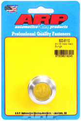 Click for a larger picture of ARP Aluminum Male AN Weld Fitting, 16AN