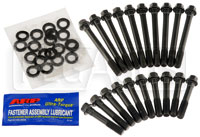 Click for a larger picture of ARP Head Bolt Kit, Small Block Ford, Hex Head