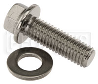 Click for a larger picture of ARP M8 x 1.25 x 25 Hex Head Stainless Steel Bolt, 5 Pack