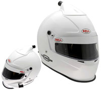 Click for a larger picture of Bell Star Infusion Helmet, Snell SAH2010, White, size 7 1/8