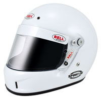 Click for a larger picture of Bell Sport EV Helmet, Snell SA2010 Approved
