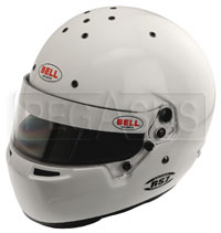 Click for a larger picture of Bell RS7 Helmet, Snell SAH2010 and FIA Approved