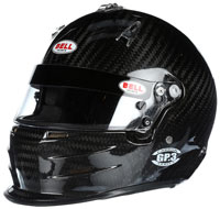 Click for a larger picture of Bell GP.3 Carbon Helmet, Snell SA2020, FIA 8859