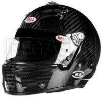 Click for a larger picture of Bell M.8 Carbon Helmet, Snell SA2015, FIA 8859-2015