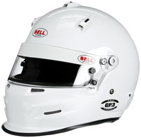 Click for a larger picture of Bell GP.3 Helmet, Snell SA2015 / FIA 8859-2015