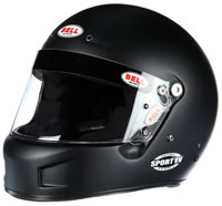 Click for a larger picture of Bell Sport EV Helmet, Snell SA2015