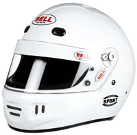Click for a larger picture of Bell Sport Helmet, Snell SA2015