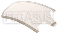Click for a larger picture of Forehead Vent Intake for Bell GP.2 Helmet (SAH10)