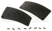Click for a larger picture of Chin Bar Block-Off Plate Kit for Bell BR.1 Helmet