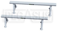 Click for a larger picture of B-G Racing Chassis Stands, 7 inch Height (pair)
