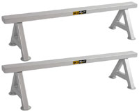 Click for a larger picture of B-G Racing Chassis Stands, 6 inch Height (pair)