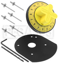 Click for a larger picture of Brakeometer AR-16 Dial Upgrade, 0-16