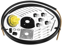 Click for a larger picture of Brakeometer F-10 Formula Car Complete Dial Kit, 0-10