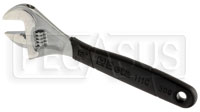 Click for a larger picture of Beta 111G/300 Adjustable Wrench w/ Scale, Grip Handle, 12""