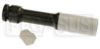 Click for a larger picture of 720LPL Long Wheel Nut Impact Socket w/Plastic Sleeve, 19mm