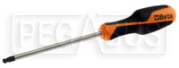 Click for a larger picture of Beta Tools 1266BP Ball End Hex Driver w/ Molded Handle, 6mm