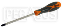 Click for a larger picture of Beta Tools 1292 BetaMax Phillips Screwdriver, PH3 x 150mm