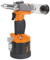 Click for a larger picture of Beta Tools 1946C4,8 Professional Pneumatic Pop Rivet Tool