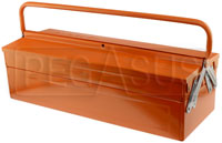 Click for a larger picture of Beta Tools C19L 3-Section Cantilever Tool Box, 22 x 8 x 6