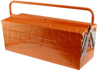 Click for a larger picture of Beta Tools C20L 5-Section Cantilever Tool Box, 22 x 8 x 8
