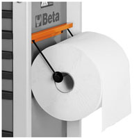 Click for a larger picture of Beta 2400S-R/PC-O Paper Towel Roll Holder for C24S, Orange