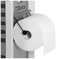Click for a larger picture of Beta 2400S-R/PC-G Paper Towel Roll Holder for C24S, Grey