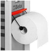 Click for a larger picture of Beta 2400S-R/PC-R Paper Towel Roll Holder for C24S, Red
