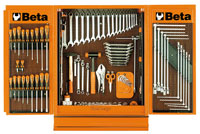 Click for a larger picture of Beta 5400-O/VG C54 Orange NewCargo Cabinet + 5954VG Tool Set