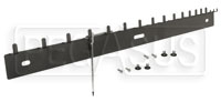 Click for a larger picture of Beta Tools S42/18 18-Wrench Hanging Rack
